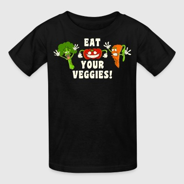 Eat Your Veggies! - Kids' T-Shirt
