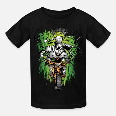 Ktm Motocross Ghouls - Kids' T-Shirt