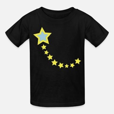 Shoot Babies Shooting Star - Kids' T-Shirt