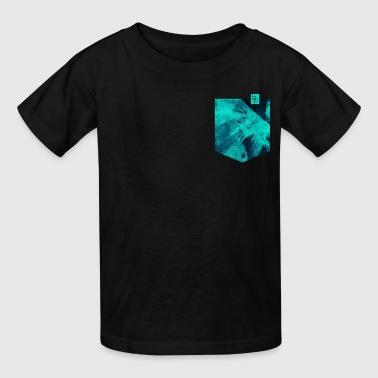 breast pocket - Kids' T-Shirt