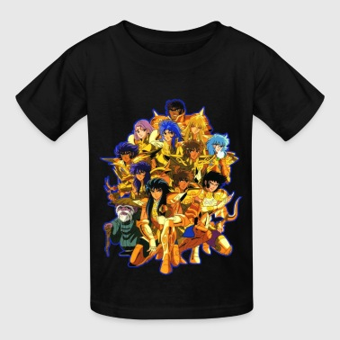saint seiya - Kids' T-Shirt