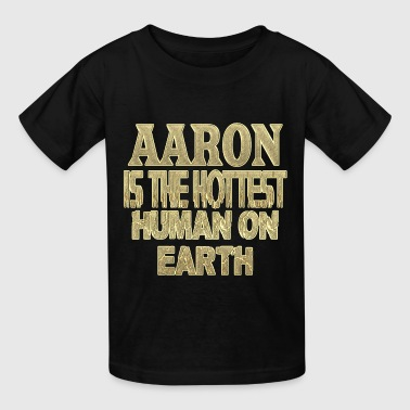 Aaron - Kids' T-Shirt