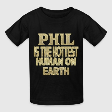 Phil - Kids' T-Shirt