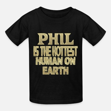 Phil Phil - Kids' T-Shirt