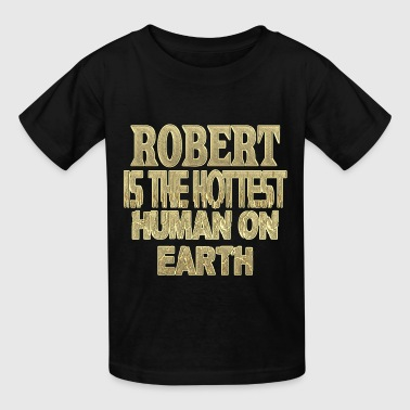 Robert - Kids' T-Shirt