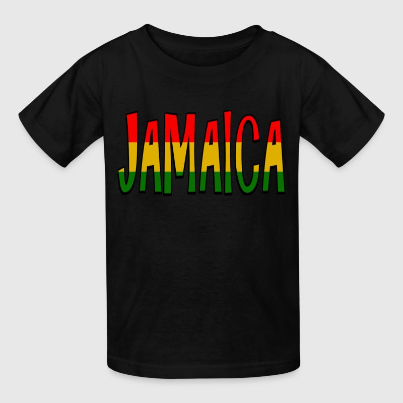 jamaica - Kids' T-Shirt