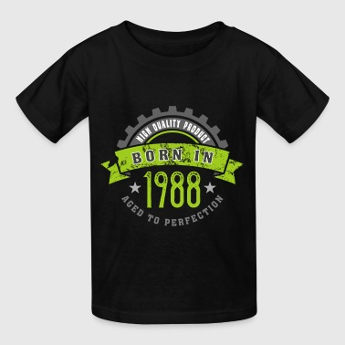 Born in the year 1988 b - Kids' T-Shirt