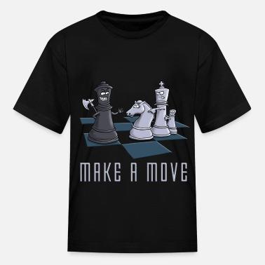 Shop Chess T-Shirts online | Spreadshirt