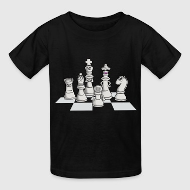 chess_gang - Kids' T-Shirt