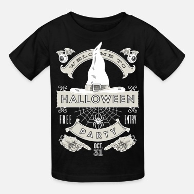 Halloween Halloween Party - Kids' T-Shirt