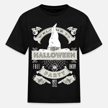 c792a69788a1 Halloween Halloween Party - Kids' T-Shirt