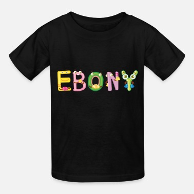 Ebony Ebony - Kids' T-Shirt