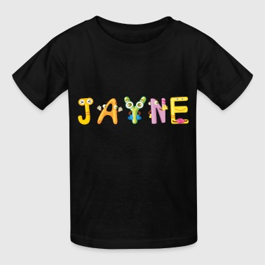 Jayne - Kids' T-Shirt
