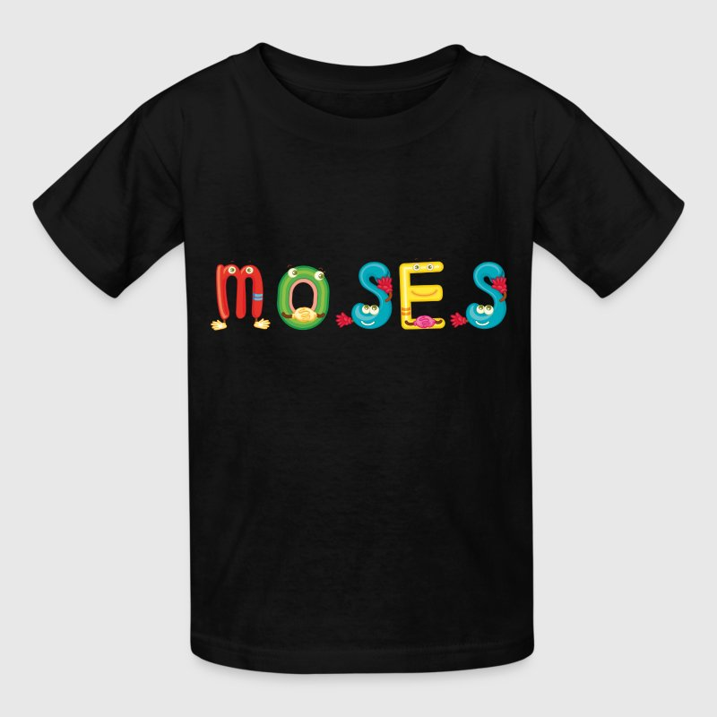 Moses - Kids' T-Shirt