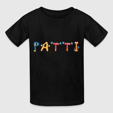 Patti - Kids' T-Shirt