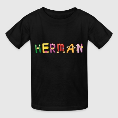 Herman - Kids' T-Shirt