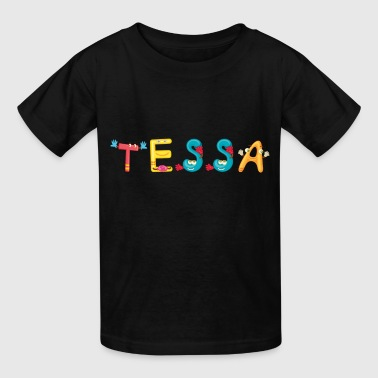 Tessa - Kids' T-Shirt