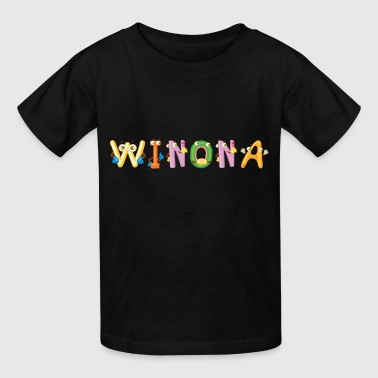 Winona - Kids' T-Shirt