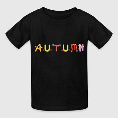 Autumn - Kids' T-Shirt