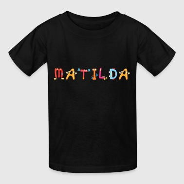 Matilda - Kids' T-Shirt