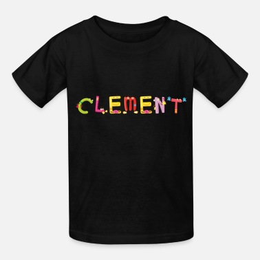 Clement Clement - Kids' T-Shirt