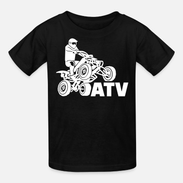 Atv Racing ATV - Kids' T-Shirt