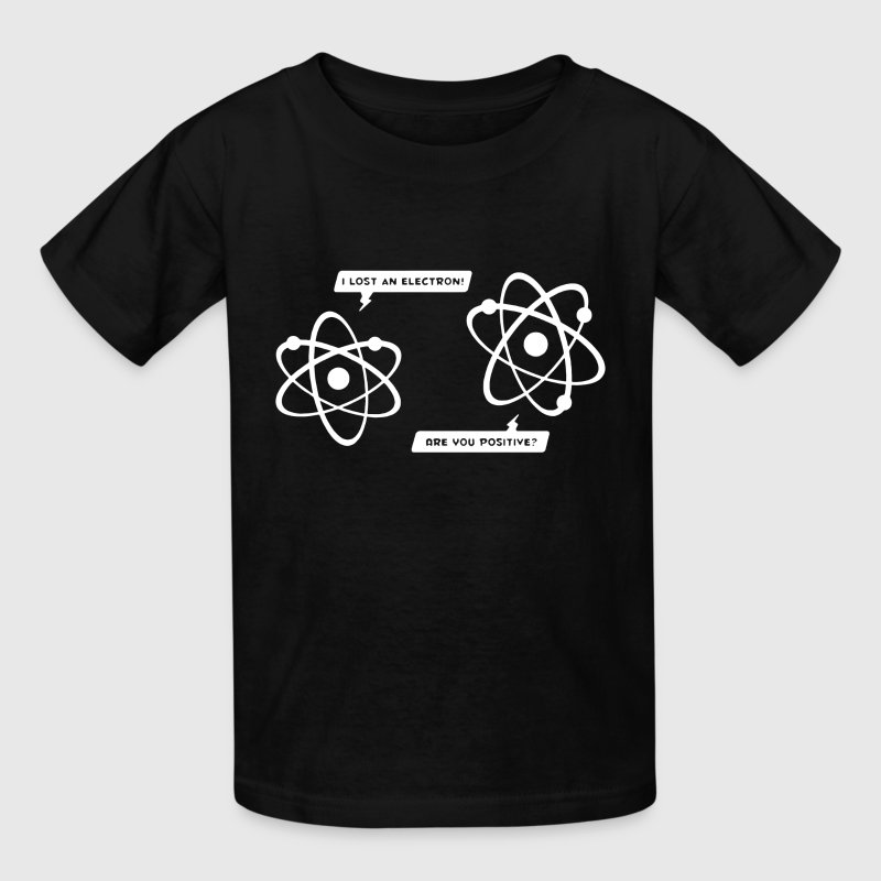 Lost Electron - Kids' T-Shirt