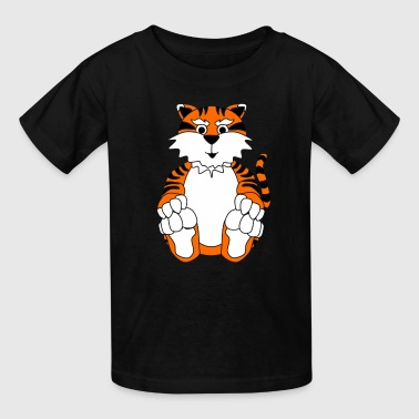 Baby Tiger - Kids' T-Shirt