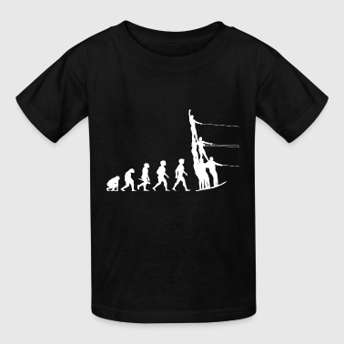 Evolution Water Ski Water Sports - Kids' T-Shirt
