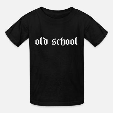 Old School Old School - Kids' T-Shirt
