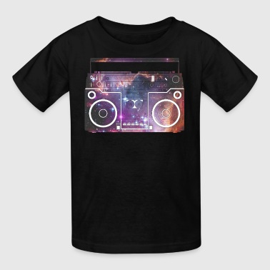 Cosmic Stereo - Kids' T-Shirt