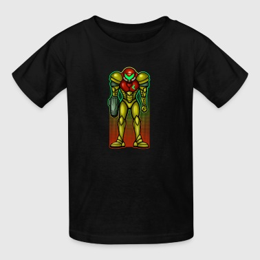 samus - Kids' T-Shirt