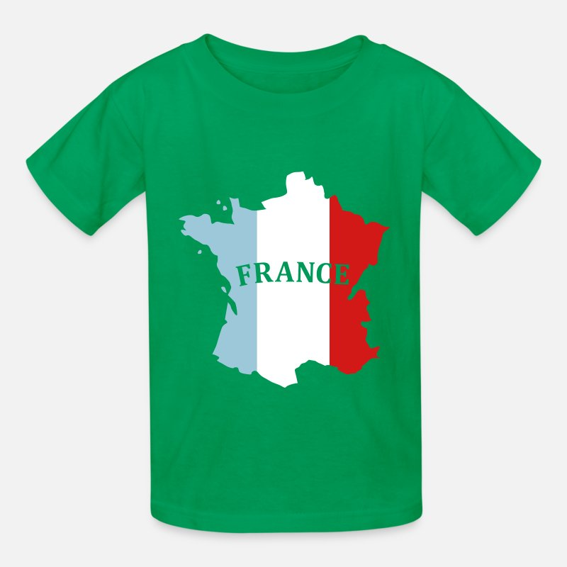 France Map Flag.France France Map Flag Map France Kids T Shirt Spreadshirt