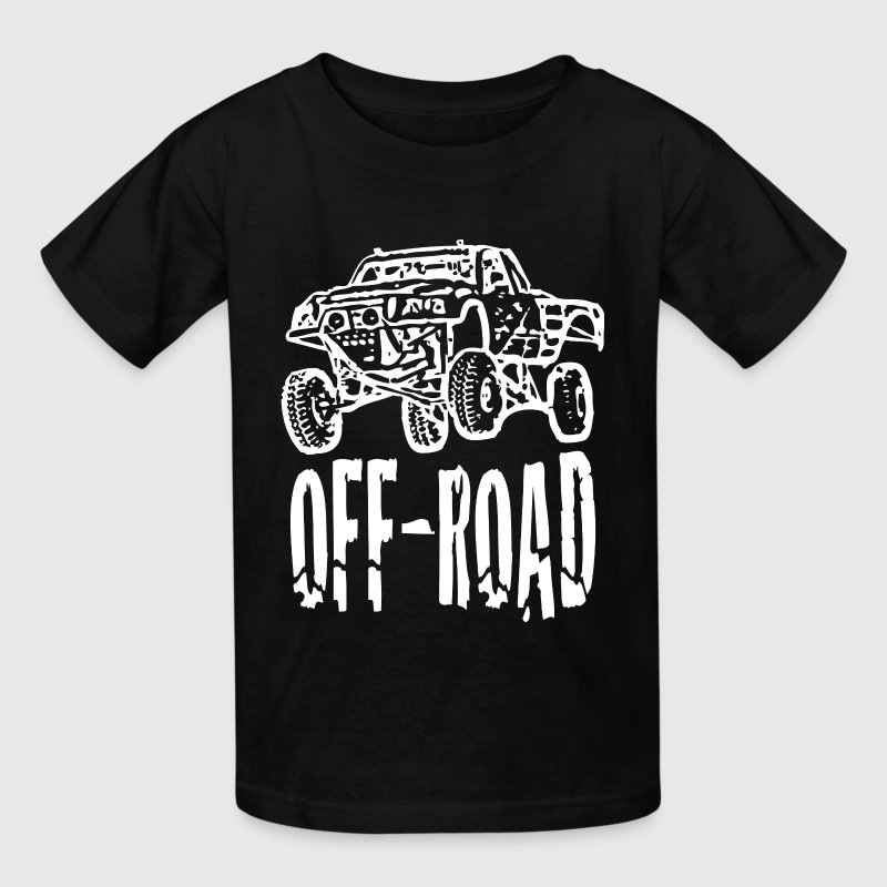 Trophy Truck Shirt - Kids' T-Shirt