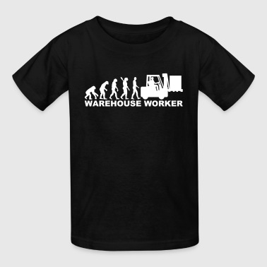 Warehouse worker - Kids' T-Shirt