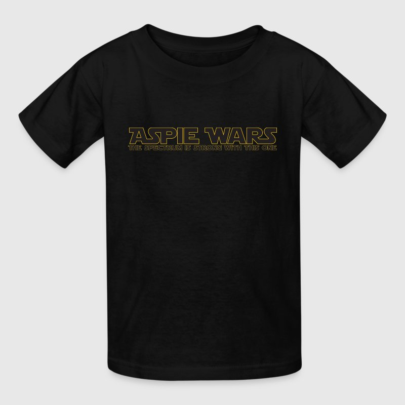 Aspie Wars Men's - Kids' T-Shirt