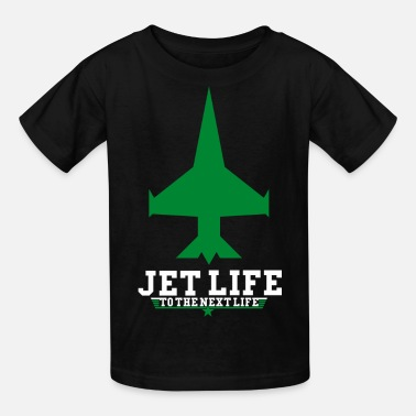 Next Life JET LIFE TO NEXT LIFE - Kids' T-Shirt