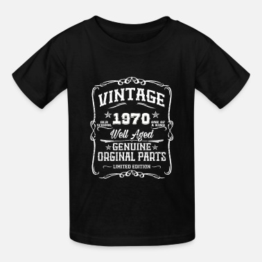 September 1970 Vintage 1970 - Kids' T-Shirt