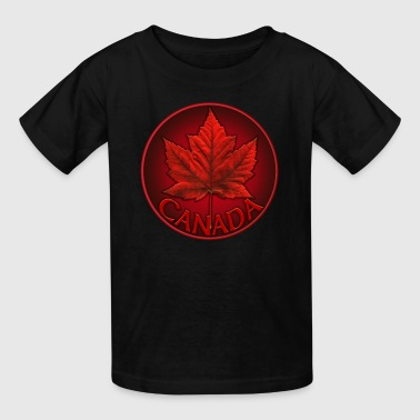Canada Souvenirs Gifts & Canadian Maple Leaf Apparel - Kids' T-Shirt