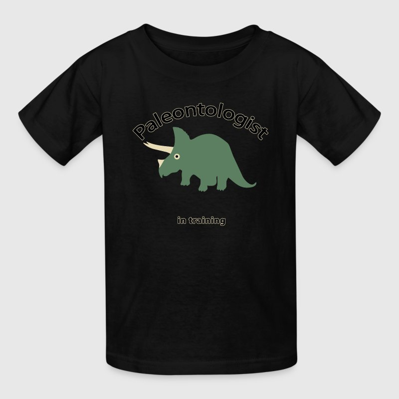 Paleontologist in Training - Kids' T-Shirt
