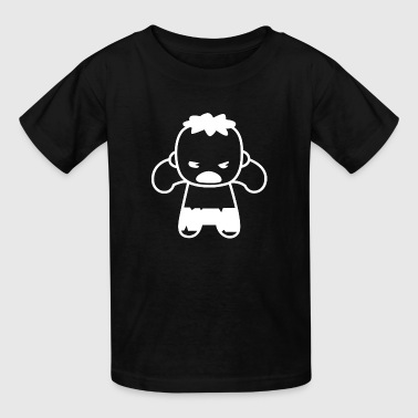 Angry - Kids' T-Shirt