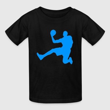 basketball player spieler sport58 - Kids' T-Shirt