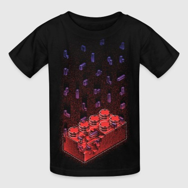 Brick Ception - Kids' T-Shirt