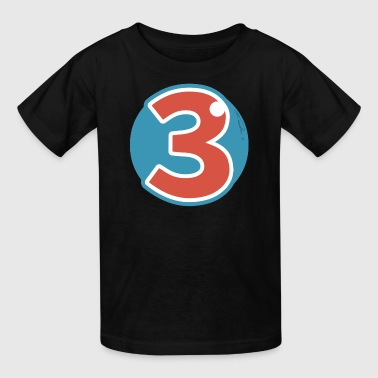3 Years - Kids' T-Shirt