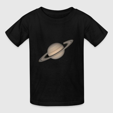 Stunning Saturn - Kids' T-Shirt