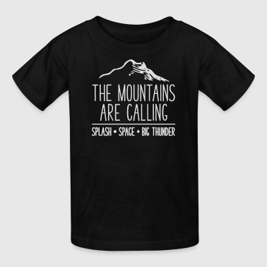 Mount are - Kids' T-Shirt