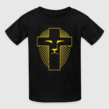 Lion of Judah - Kids' T-Shirt
