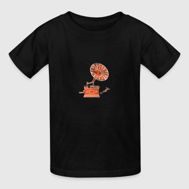 Music Box - Kids' T-Shirt