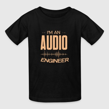 Sound Engineer - Kids' T-Shirt