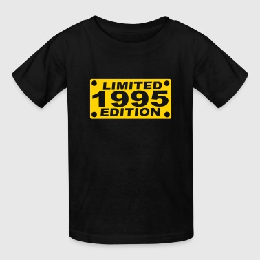 year 1995 limited edition - Kids' T-Shirt